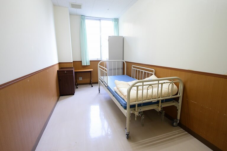 病床(個室)
