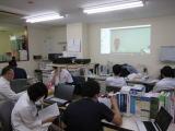 skypeによる福井記念 みくるべ病院合同抄読会